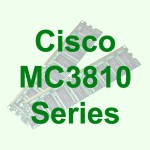 Cisco MC3810 Series Multiservice Access Concentrators