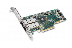 Solarflare Flareon Ultra SFN8522-PLUS Dual-Port 10GbE SFP+ PCIe 3.1 Server I/O Adapter